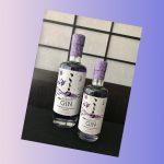 Kokoro Gin blueberry