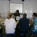 Workshop at school